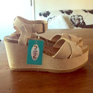 Mad Love wedges